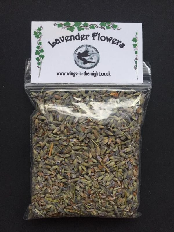 LAVENDER FLOWERS Dried Herb ~ Relaxation, Sleep, Love, Peace